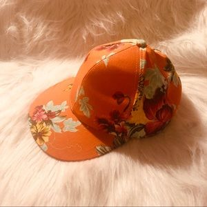 Floral vacation 🏖 hat~ Hawaiian Style~